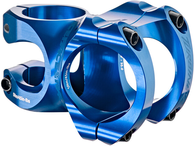 Race Face Turbine R Attacco manubrio Ø35mm, blue